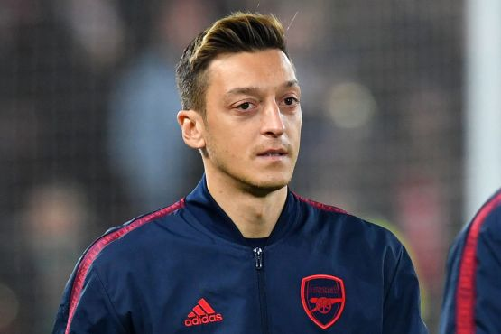 Ozil is not going anywhere