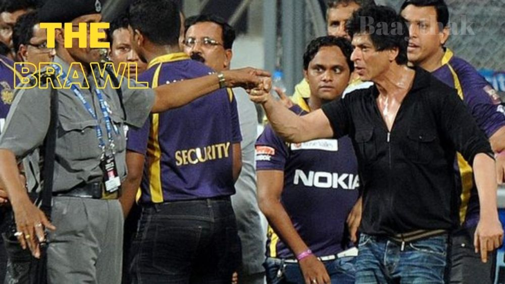 The Brawl - KKR Facts
