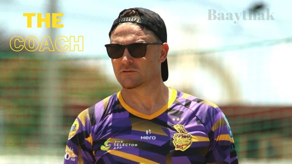 The Coach - KKR Facts by Baaythak