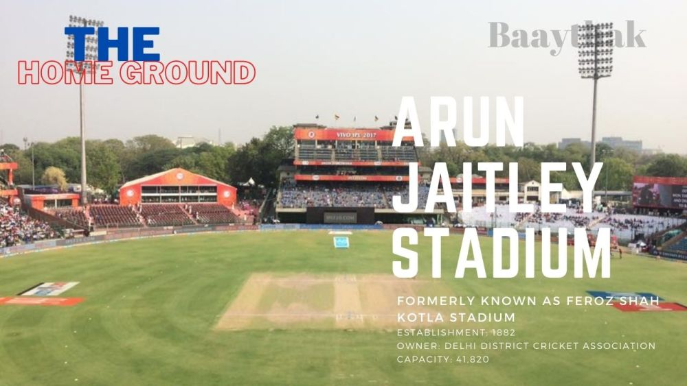 The Home Ground - DC Facts by Baaythak