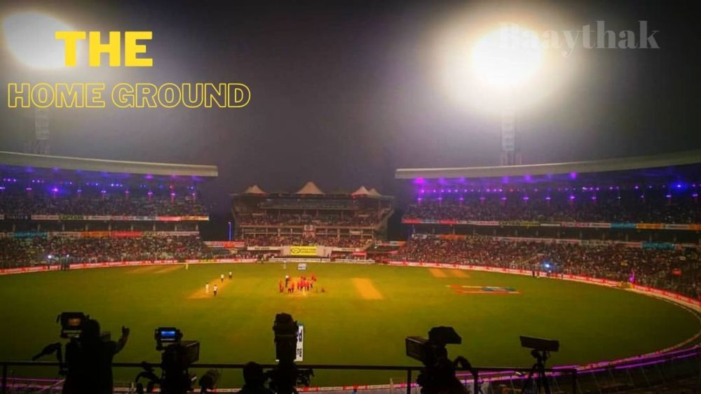 The Home Ground - KKR Facts by Baaythak