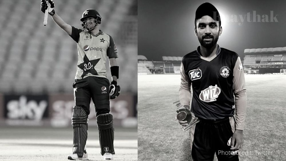 Haider Ali and Abdullah Shafiq to miss the 1st ODI against Zimbabwe - Baaythak