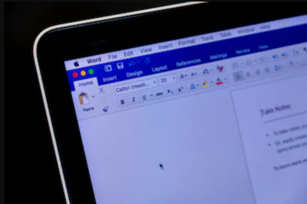 How to Password Protect MS Word Document - Baaythak
