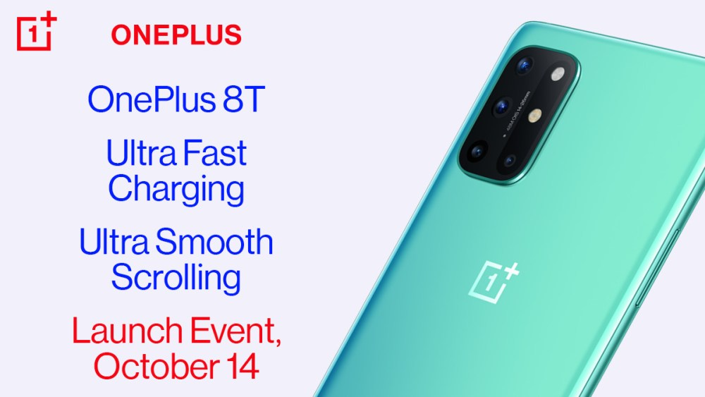 OnePlus 8T 5G Confirmed and Expected Specs