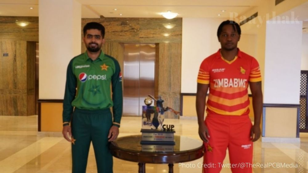 Pakistan is all set to host Zimbabwe for ODI and T20I series - Baaythak