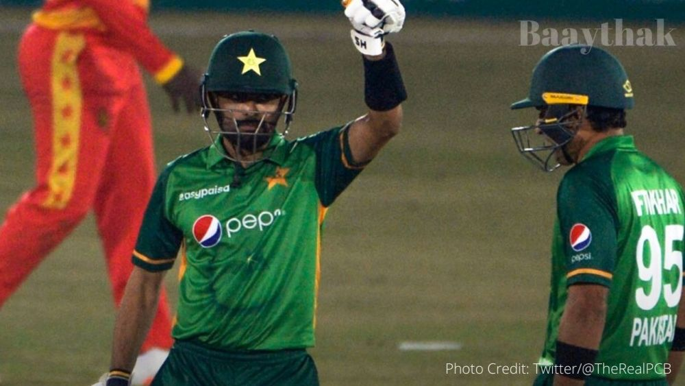 Pakistan Beat Zimbabwe in 2nd ODI - Baaythak