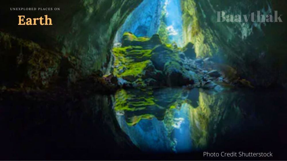 Unexplored Places on Earth - Mesmerizing view of Son Doong Cave, Vietnam - Baaythak