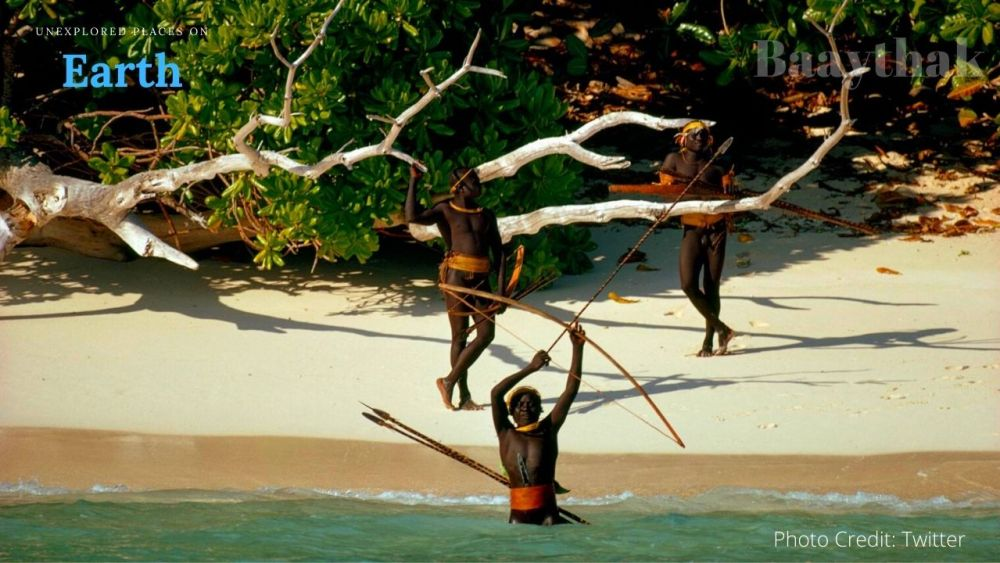 Unexplored Places on Earth - People of North Sentinel Island, India - Baaythak