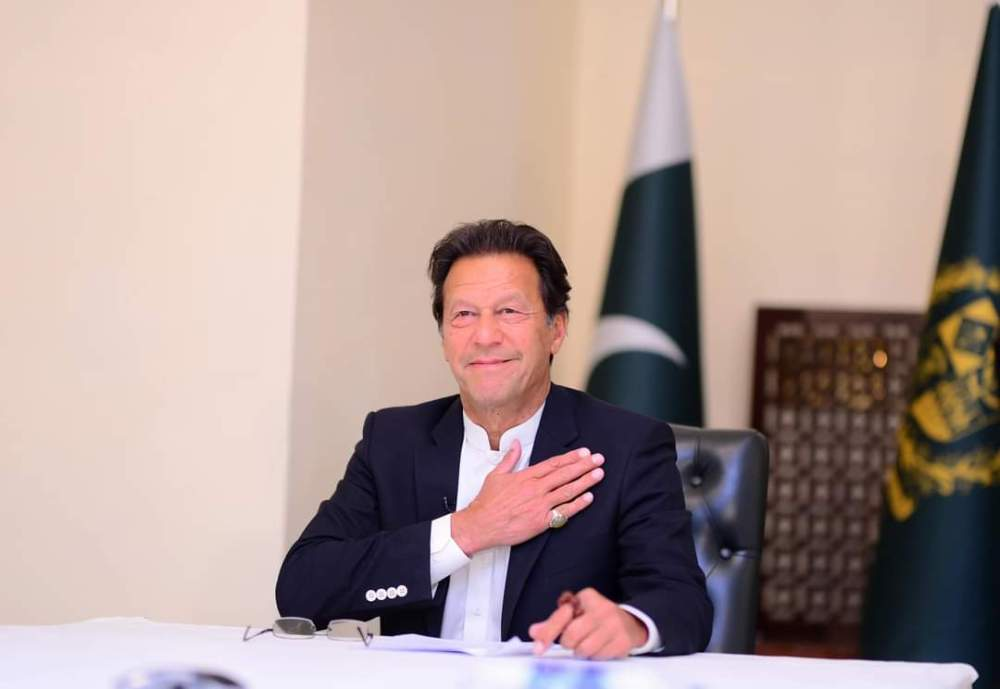 PM Imran Khan Tests Positive for COVID-19