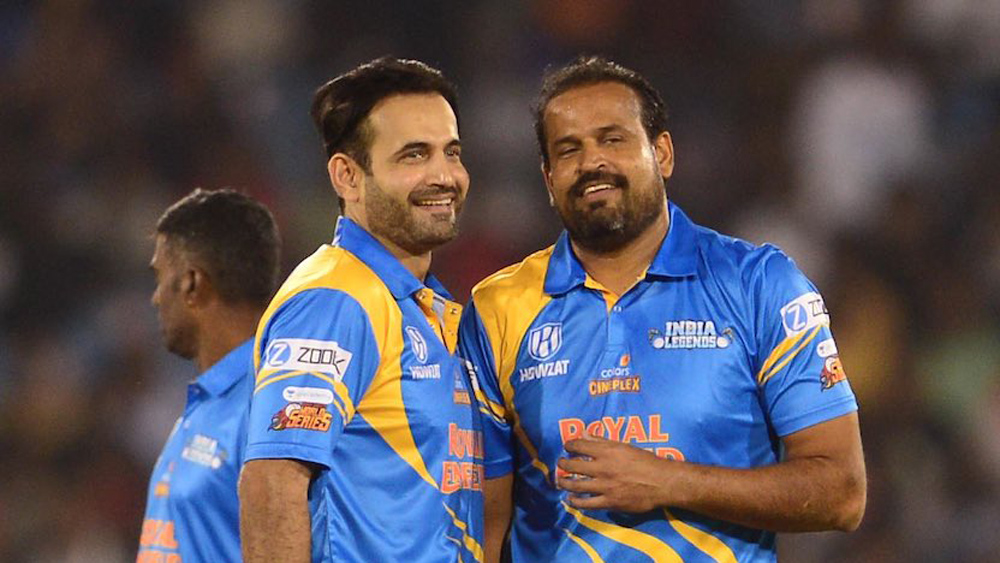 Yousaf Pathan tests positive for COVID-19