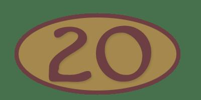 20 be