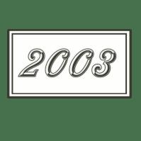 2003 bl