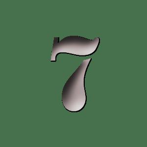 7 age tendre