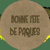 BONNE FETE DE PAQUES