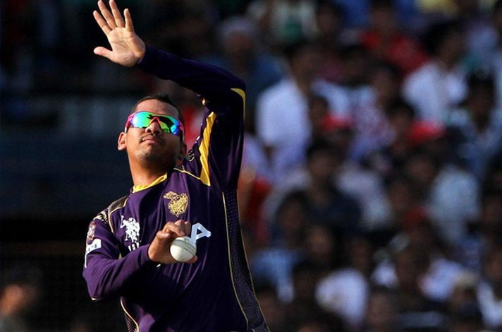 IPL 2020: KKR spinner Sunil Narine Reported for Suspect Bowling Action