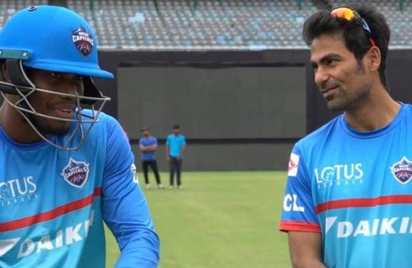 Delhi Capitals are feeling the pressure, says assistant coach Mohammad Kaif