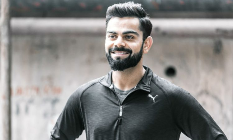 Indian Skipper Virat Kohli named brand ambassador for sanitation brand Vize