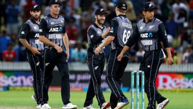 Photo of New Zealand vs Pakistan T20 Series: Ross Taylor dropped, Santner to captain Kiwis in 1st T20