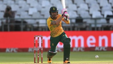 Photo of South Africa vs England: Faf du Plessis Released from South Africa Squad ahead of ODIs