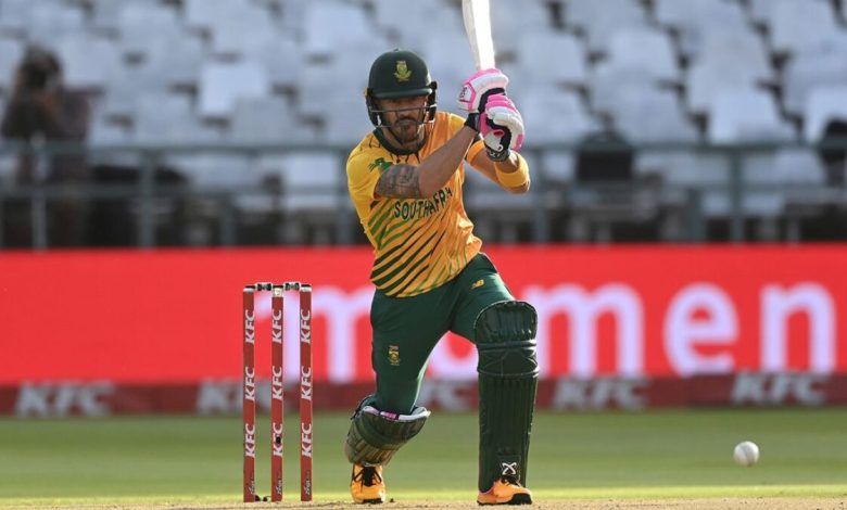 South Africa vs England: Faf du Plessis Released from South Africa Squad ahead of ODIs