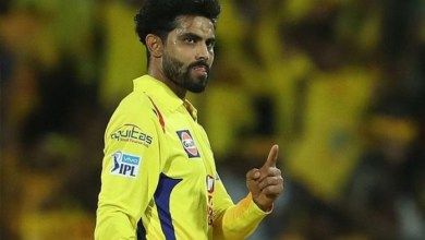 Photo of Ravindra Jadeja associated with CSK Camp