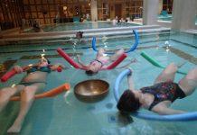 relaxáció, hangtál, aquanatal, rezgésterápia