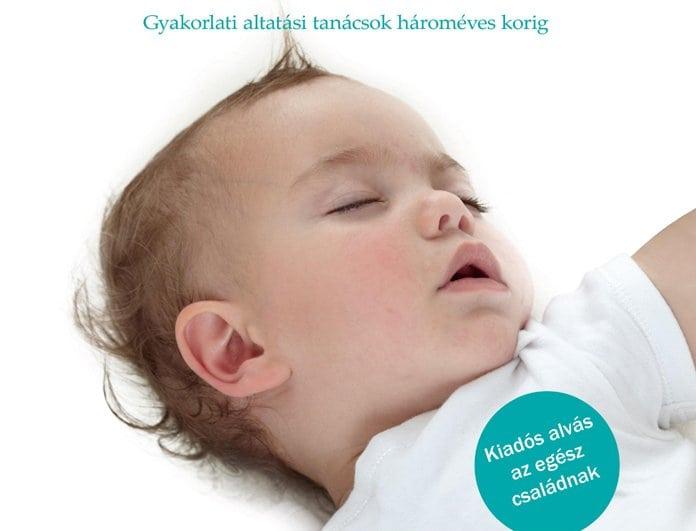 Hogyan altassunk kisbabát? könyv borítója