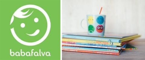 A Babafalva portál is szeretné közelebb hozni a gyermekekhez a könyvek szeretetét!