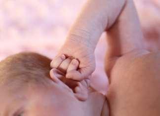 ekcéma babáknál
