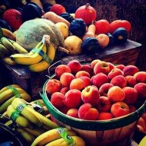 Szezonális gyümölcsök