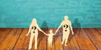 egyszülős központ, egyedülálló szülő, egyszülős családok