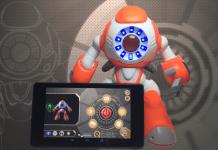 i-Que robot