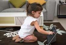 gyerekek internet