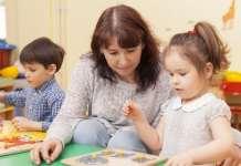 bölcsődei kisgyermeknevelő