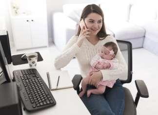anya munka visszatérés, munka szülés után