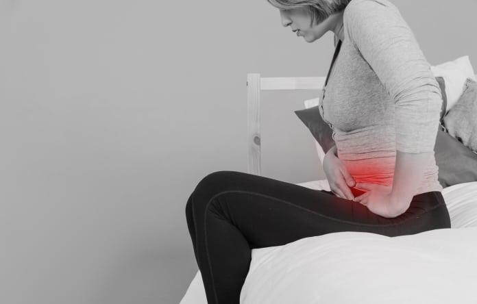 Erős, fájdalmas menstruációs vérzés