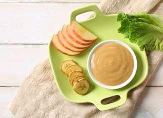zöldségkrémleves babáknak