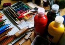 A rajzolás, színek és kifestők varázslatos világa