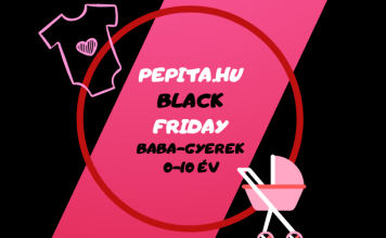 Pepita.hu - BLACK FRIDAY - a visszaszámlálás elkezdődött