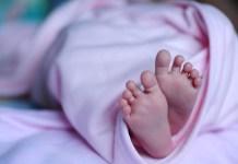 Az újszülött babád fejlődése - 1. hét