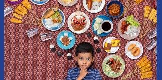 25 lenyűgöző fotó, ami megmutatja: mit esznek a gyerekek szerte a világon - 1. rész