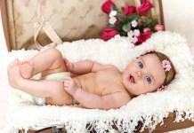A három hetes újszülött fejlődése