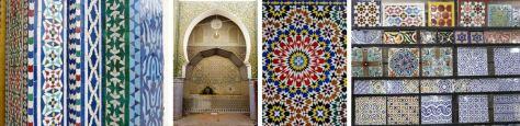 Mozaika zellige