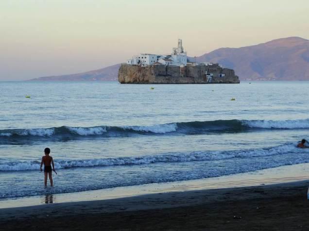 Plaża w Al Hoceima