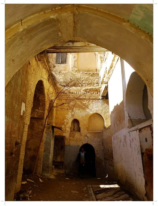 Morocco.Fes.kasbah.Dar.Dbibagh.Ville.Nouvelle.52