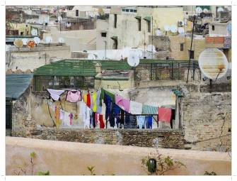 Morocco.Fes.medina.views.37
