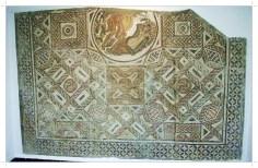 Mozaika Marsa i Rhea Silvia; muzeum w Tetuan