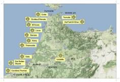 Miasta rzymskie i starsze na terenie Maroka