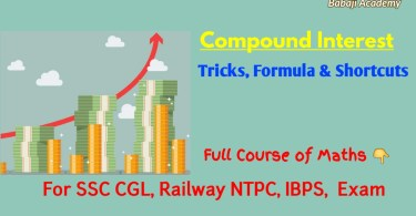 Compound Interest Formula with Example