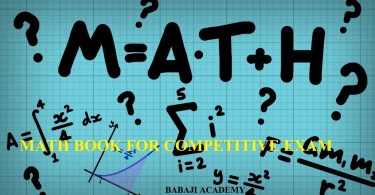 Competitive Exam Math: Questions and Answers pdf Download